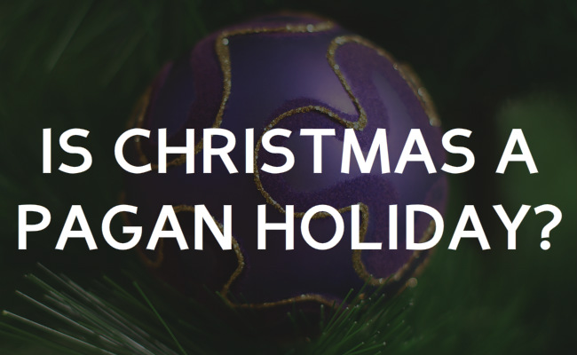 Twelve Christmas Traditions With Pagan Origins