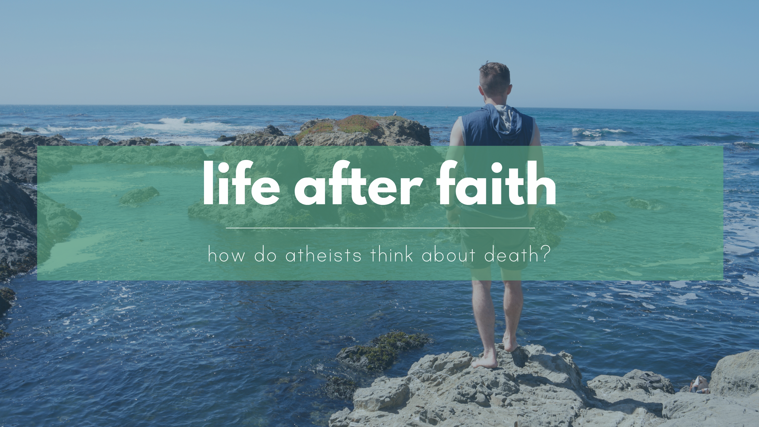 essay on life after death Do you believe in life after death too often i find that the subject of death is  addressed with goofy speculation, close-minded stubbornness,.